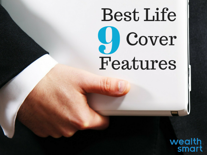 life cover features